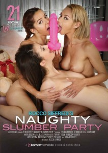 Rocco Siffredis Naughty Slumber Party
