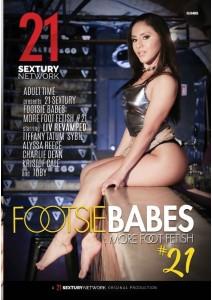 Footsie Babes #21