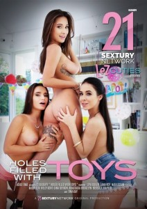 LezCuties: Holes Filled With Toys