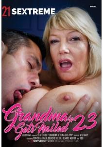 Grandma Gets Nailed 23
