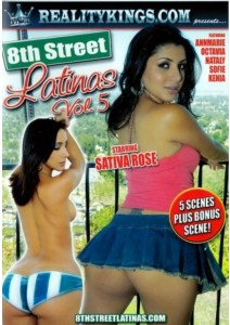 8th Street Latinas Vol. 05