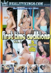 First Time Auditions Vol. 02