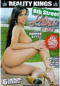 8th Street Latinas Vol. 09