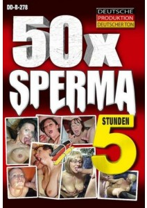50x Sperma - 5 Std.