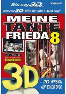 3D-BR Meine Tante Frieda 08 (3D + 2D) 1 Disc
