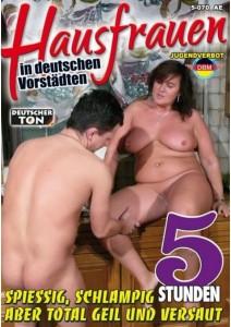 5 STUNDEN Hausfrauen in deutschen Vorstadten