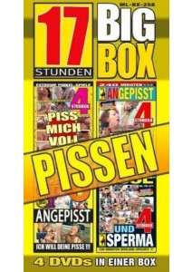 BOX Pissen (4 DVD)
