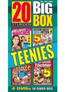 BOX Teenies (4 DVD)