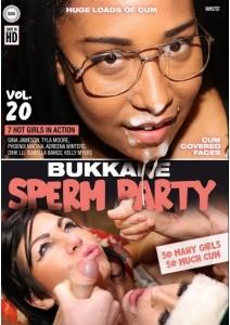 Bukkake Sperm Party Vol. 20