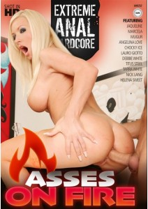 Asses On Fire