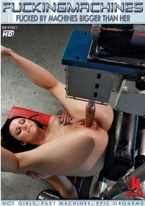 Fucked by Machines Bigger than Her