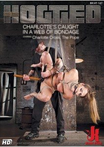Charlotte's Caught in a Web of Bondage
