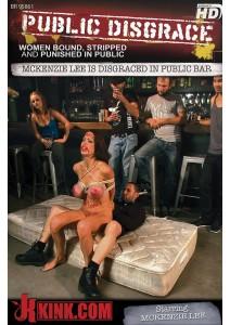 McKenzie Lee is Disgraced in Public Bar