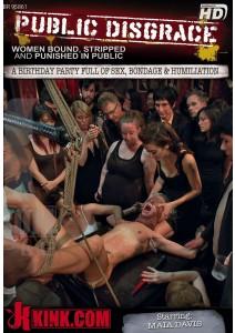 A Birthday Party Full of Sex, Bondage & Humiliation
