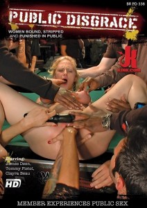 Member Experiences Public Sex